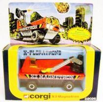 Space Toys - Corgi X-Ploratrons series - X3 Magnetron