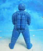 Space Toys - Figurines Plastiques - Kellogs Rice Krispies Spaceman avec Camera (bleu)