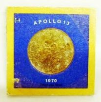 Space Toys - Merchandising - Epic of The Space: Series of 21 Medals & Collector Display SHELL (fuel) 1970