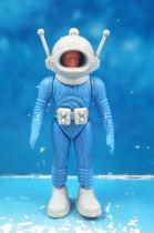 Space Toys - Plastic Figures - Ferrero Spacemen (Blue #2)