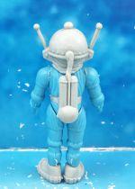 Space Toys - Plastic Figures - Ferrero Spacemen (Light Blue #2)
