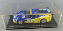 Spark Corvette C5R Luc Alphand Aventures #724 7th LM 2006 1:43 S0175