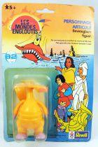Spartakus and the Sun beneath the Sea - Action figure - Bic Bac