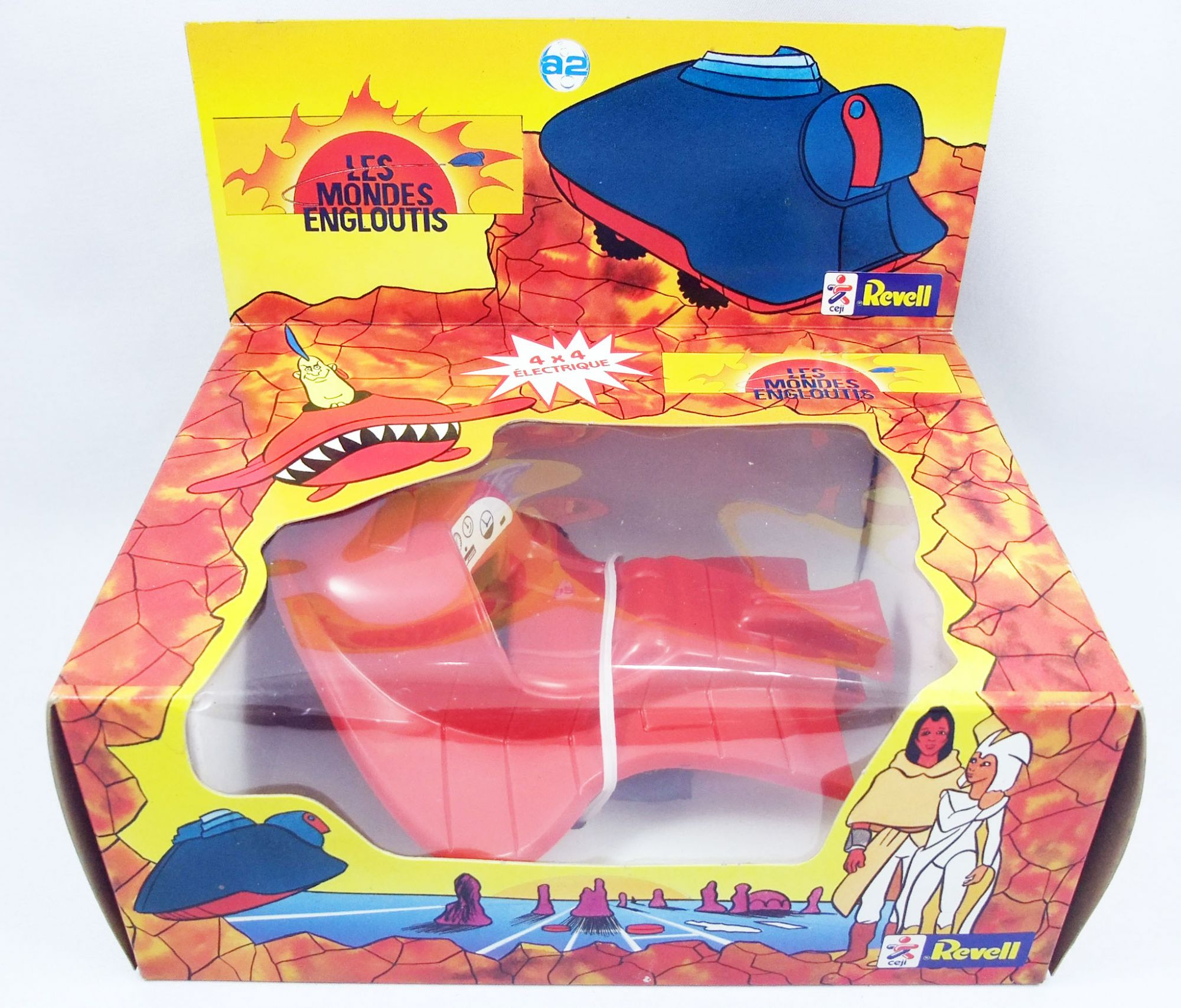 Spartakus and the Sun beneath the Sea - Action-Figure Vehicle - Pirate Scooter