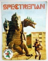 Spectreman - AGE stickers collector album