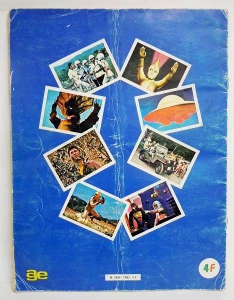 Spectreman - AGE stickers collector album