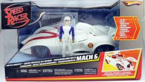 Speed Racer - Battle Morph Mach 6 avec pilote - Hot Wheels Mattel