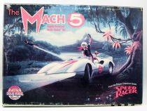 Speed Racer - Mach 5 - Highly Dettailed Solid Model Kit - Horizon