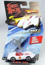 Speed Racer - Mach 5 - Vehicule métal Hot Wheels - Mattel