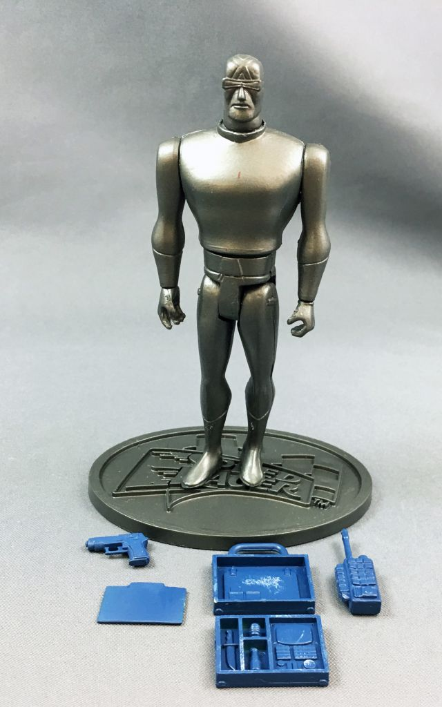 Speed Racer - ReSaurus Action Figures (Test Shot / No Prototype) - Speed Racer, Inspector Detector, Racer X, The Assassin