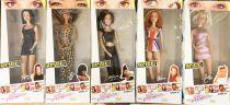 Spice Girls - Set de 5 Poupées 28cm - Galoob (occasion avec boite)