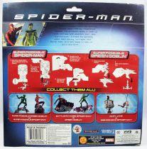 Spider-Man (2002 movie) - Toy Biz - Super Poseable Green Goblin & Spider-Man
