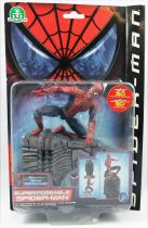 Spider-Man (Film 2001) - Toy Biz Super Poseable Spider-Man