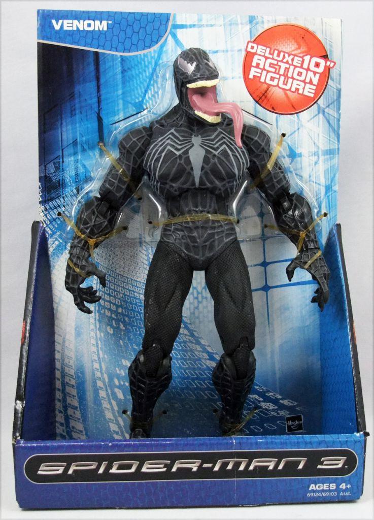 Spider-Man 3 (2007 movie) - Hasbro - Venom Deluxe 10