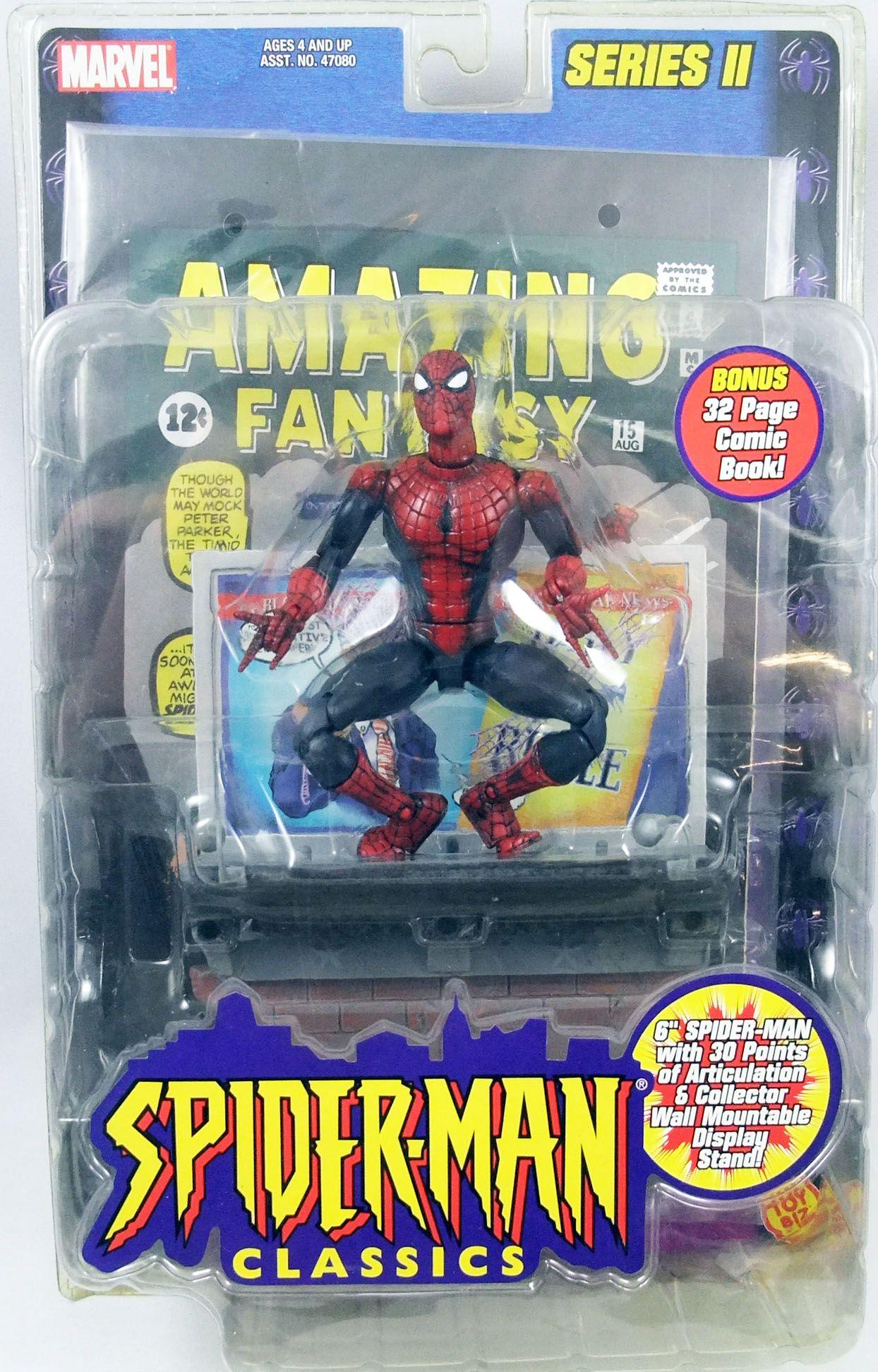 Spider-Man Classics - Spider-Man II