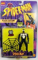 Spiderman - Animated Serie - Black Costume Spider-Man
