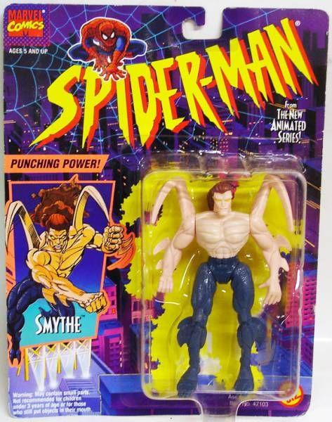 Spiderman - Animated Serie - Smythe
