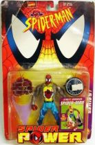 Spiderman - Animated Serie - Street Warrior Spider-Man
