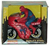 Spiderman - Buddy-L - Spidermoto (mint in box)