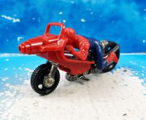 Spiderman - Corgi Junior Ref. 57 - Spidermoto (Loose)