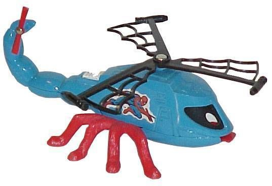 Spiderman - Corgi Ref. 928 - Spidercopter (mint in box)