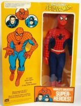 Spiderman - Mego World\'s Greatest Super-Heroes - 12\'\' Spider-Man (mint in box)