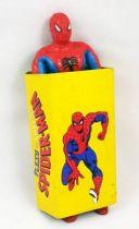 Spiderman - Orli-Jouet - 5\'\' bendable Spider-Man (mint in box)
