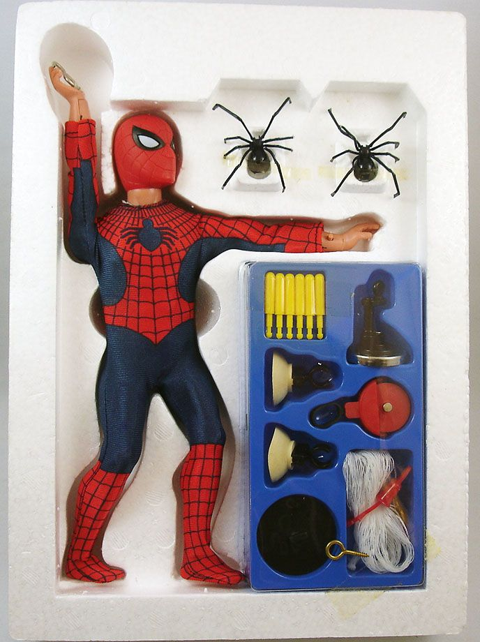 Spiderman - Popy - 11\\\'\\\' Spiderman (mint in box)