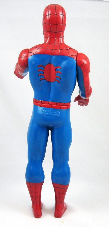 Spiderman - Poupée vinyl 37cm - Hamilton Gifts 1983 (1)