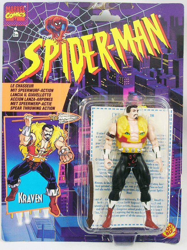 Spiderman - Série Animée - Kraven