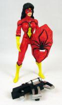 Spiderman - Série Animée - Spider-Woman (loose)