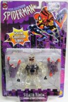 Spiderman - Série Animée - Stealth Venom