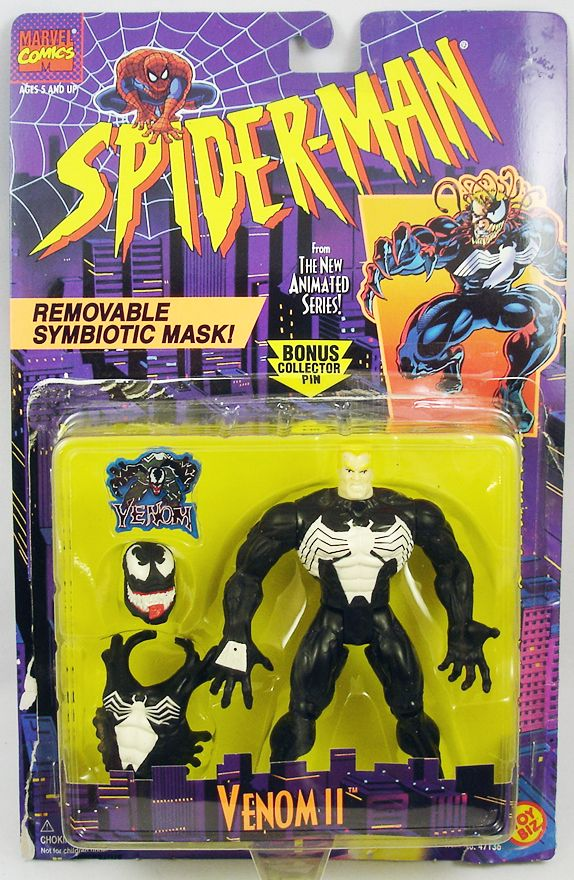 Spiderman - Série Animée - Venom II