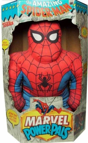 Spiderman - Tonka - Power Pals