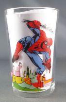 Spiderman - Verre à Moutarde Amora - L\'araignée Série TV