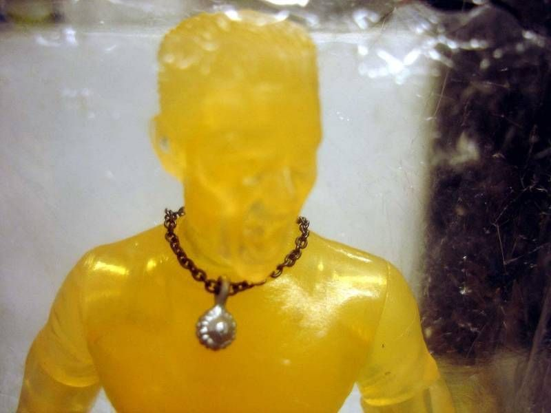 Spike - Chosen -  Diamond Action Figure - Toyfair 2005 Exclusive (mint in baggie)