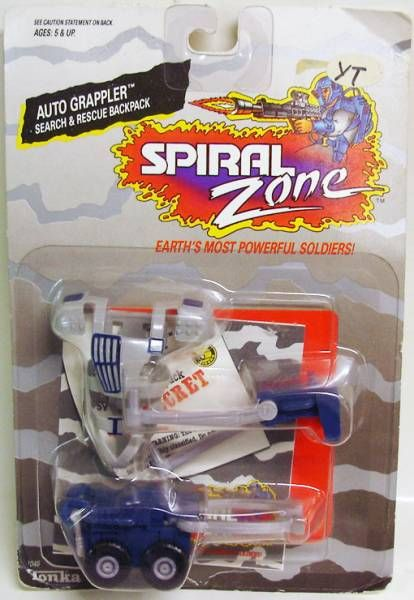 Spiral Zone Tonka - Auto Grappler