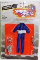 Spiral Zone Tonka - Frogman Suit