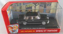 Spirou - Atlas Edtions Vehicle - Alfa Romeo 2000 1958 from Spirou et les Hommes Bulles
