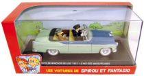 Spirou - Atlas Edtions Vehicle - Chrysler Windsor Deluxe 1955 from The Marsupilami\'s nest (Mint in box)