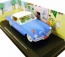 Spirou - Atlas Edtions Vehicle - Studebaker Starliner 1953 from the Dictator and the Mushroom (mint in box)