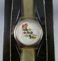 Spirou - Dupuis Wrist-Watch - Mint in box