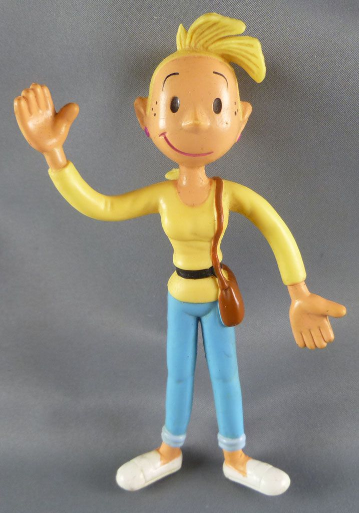 Spirou - Figurine Flexible Quick - Seccontine
