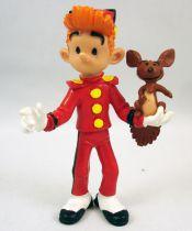 Spirou - Figurine PVC Comic Spain - Spirou & Spip