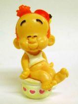 Spirou - Plastoy PVC Figure - The Small Spirou (Baby)