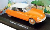 Spirou - Véhicule Editions Atlas - La Citroën ID 19 de Z comme Zorglub (neuve en boite)