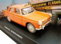 Spirou - Véhicule Editions Atlas - La Peugeot 404 des Petits Formats (neuve en boite)