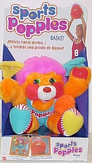 Sport Popple Basket Ball Dunker