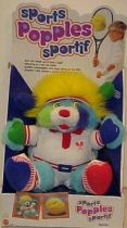 Sport Popple Tennis Net Set