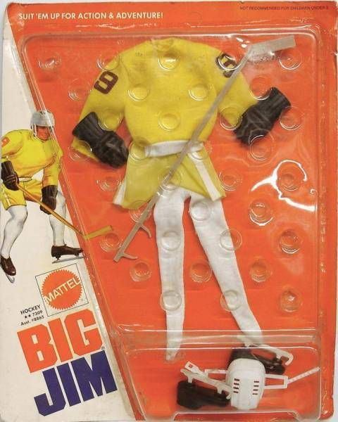 Sport series - Hockey outfit (ref.7309)